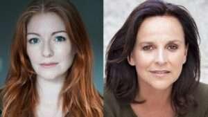 Laura Pitt-Pulford & Sally AnnT riplett