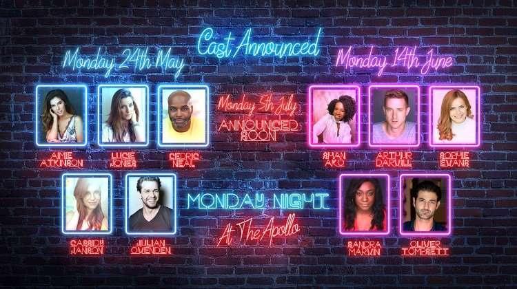 Monday Night at the Apollo, London Theatre