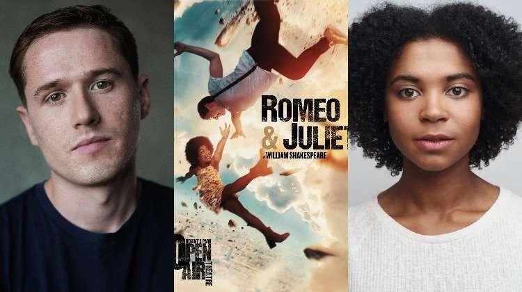 Romeo & Juliet cast, Regent's Park Theatre London