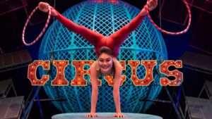 Acrobat, Cirque Berserk! London Show