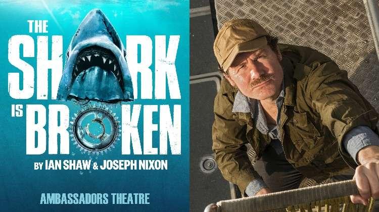 The Shark is Broken, London Theatre Show