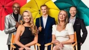 Singin in the Rain Musical - Sadler's Wells London 2021