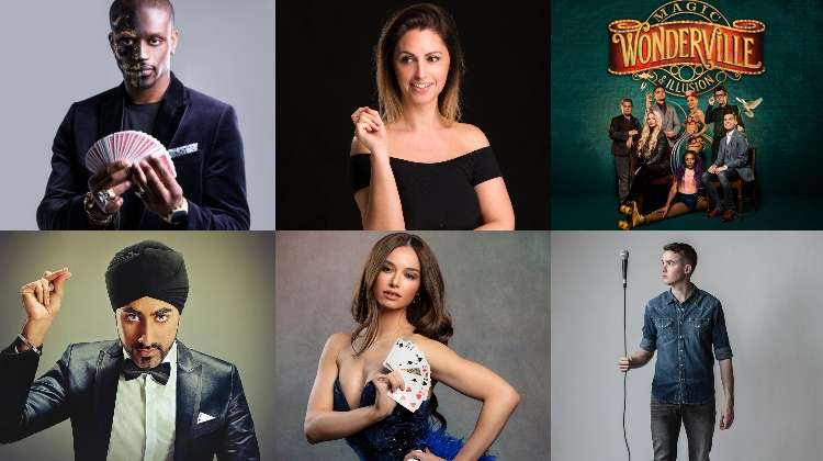 Wonderville cast