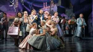 Cinderella, Gillian Lynne Theatre London