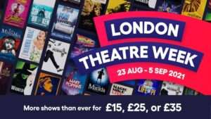 London Theatre Week - 750x420