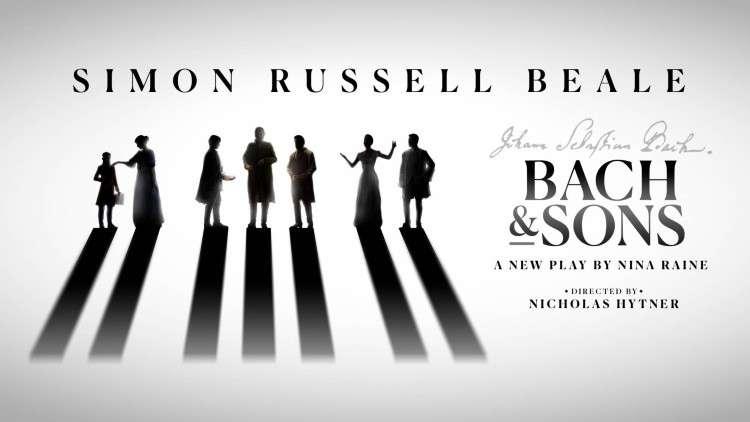 Bach & Sons play, Bridge Theatre London