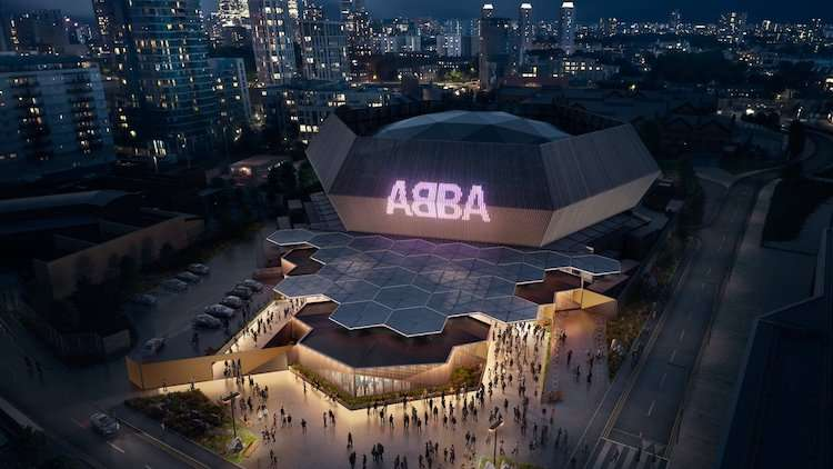 ABBA Voyage - ABBA Arena