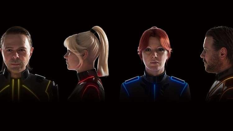 ABBA Voyage - avatars