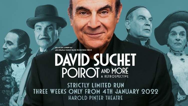David Suchet, A Retrospective