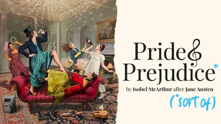 Pride & Prejudice (sort of) London
