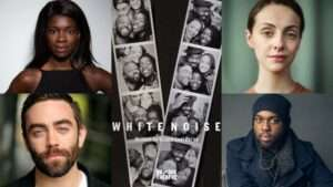 White Noise Bridge Theatre London