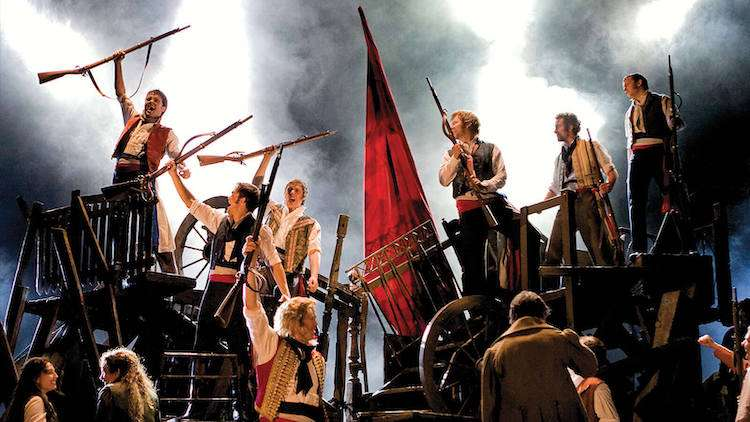 Long running London Theatre musicals - Les Miserables
