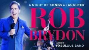 Event: Rob Brydon – A Night of Songs & Laughter