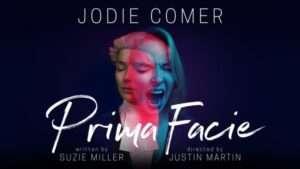Jodie Comer - Prima Facie