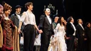 The Phantom of the Opera cast