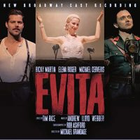 Evita Broadway Cast Recording